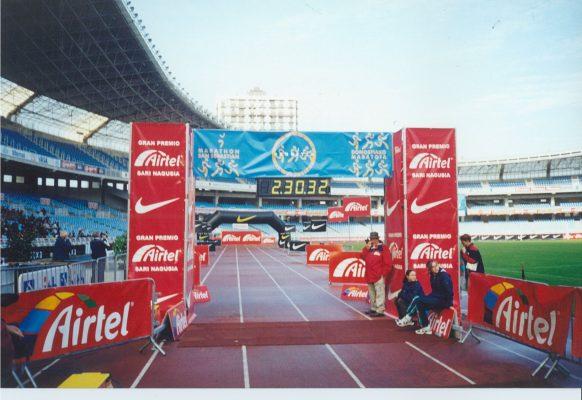 Maratón San Sebastian