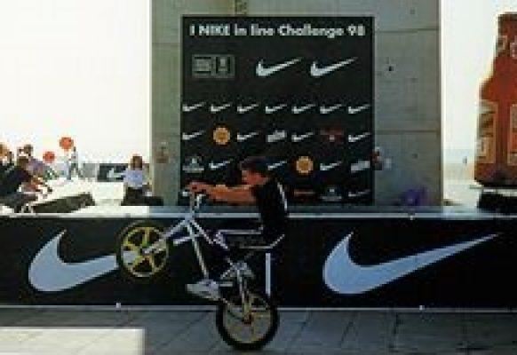Nike evento Castelldeells