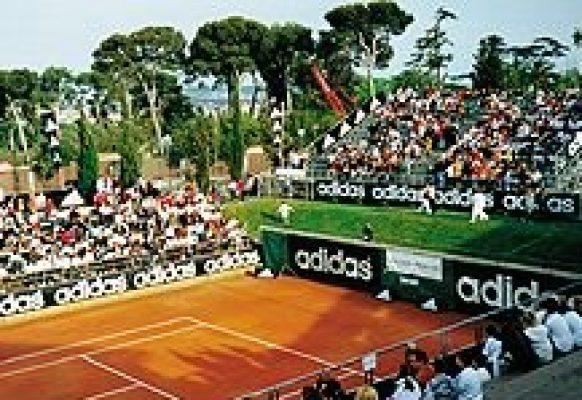 adidas-clinic Sergi Brugera Tenis