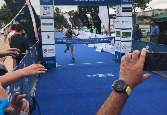 cronometraje – campeonato españa traitlon