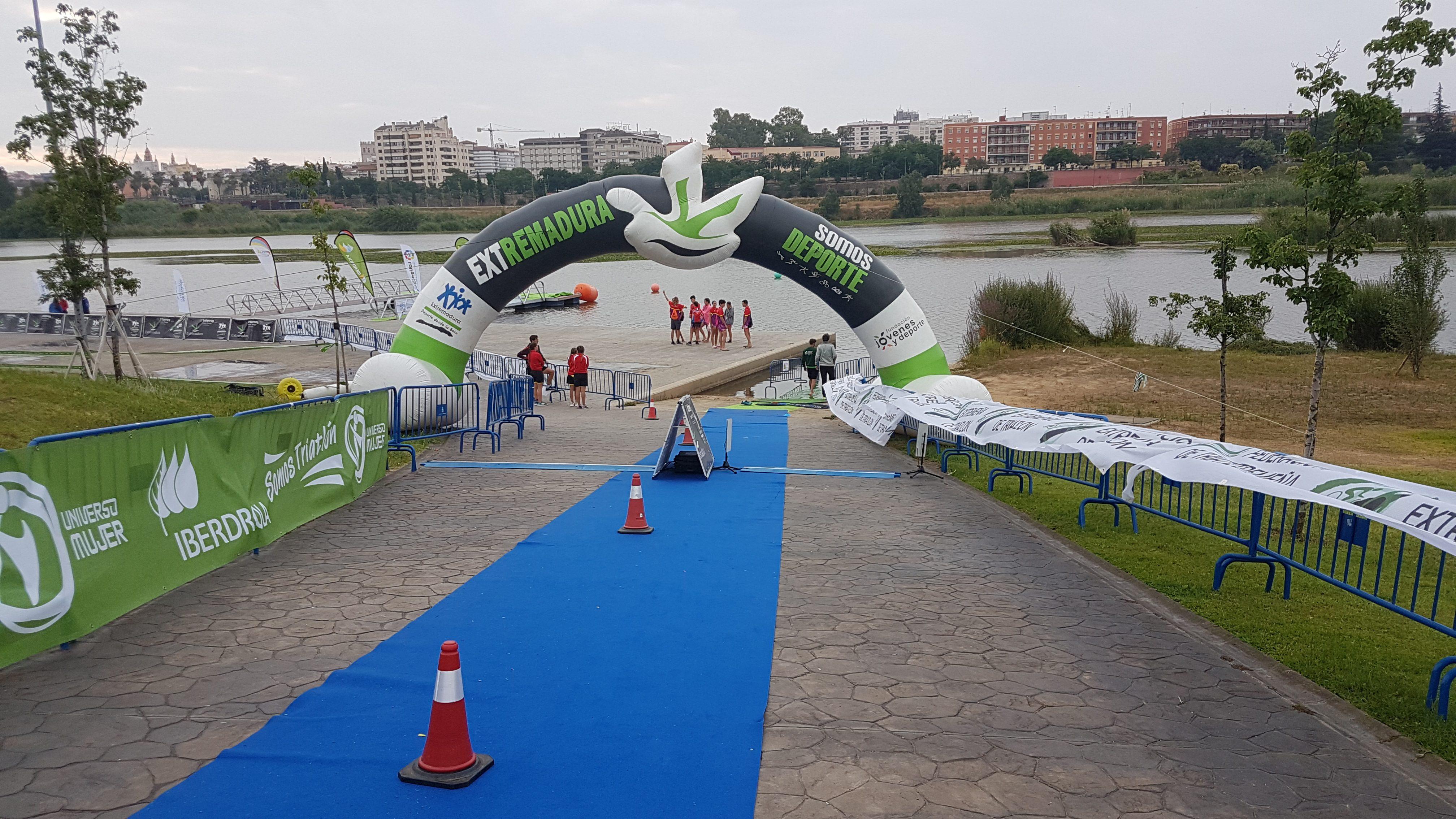 cronometraje – campeonato españa triatlon